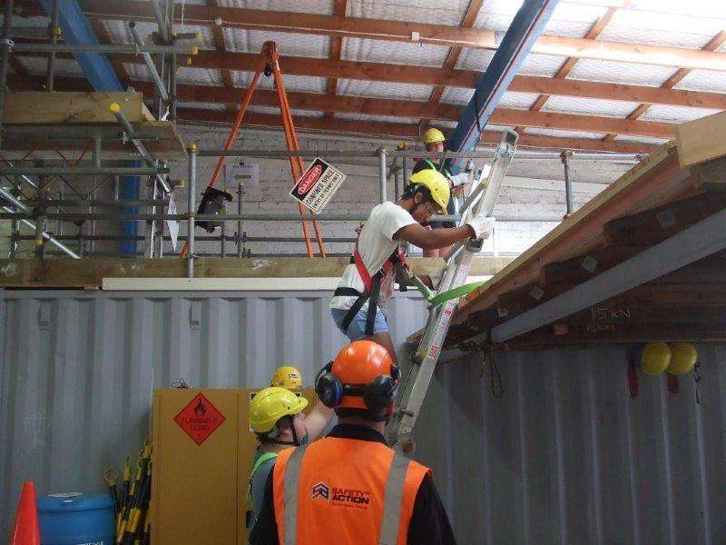 Heights Safety Course