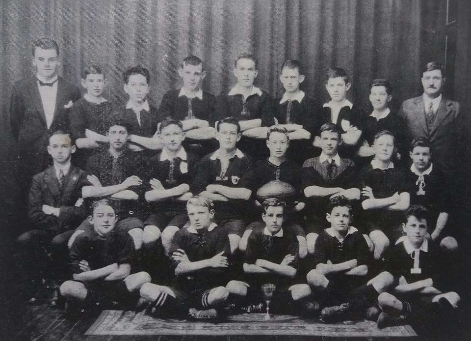 1925 1st Xv Rugby