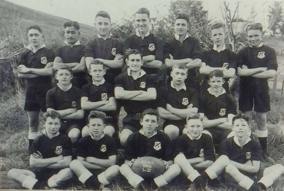 1936 1st Xv Rugby