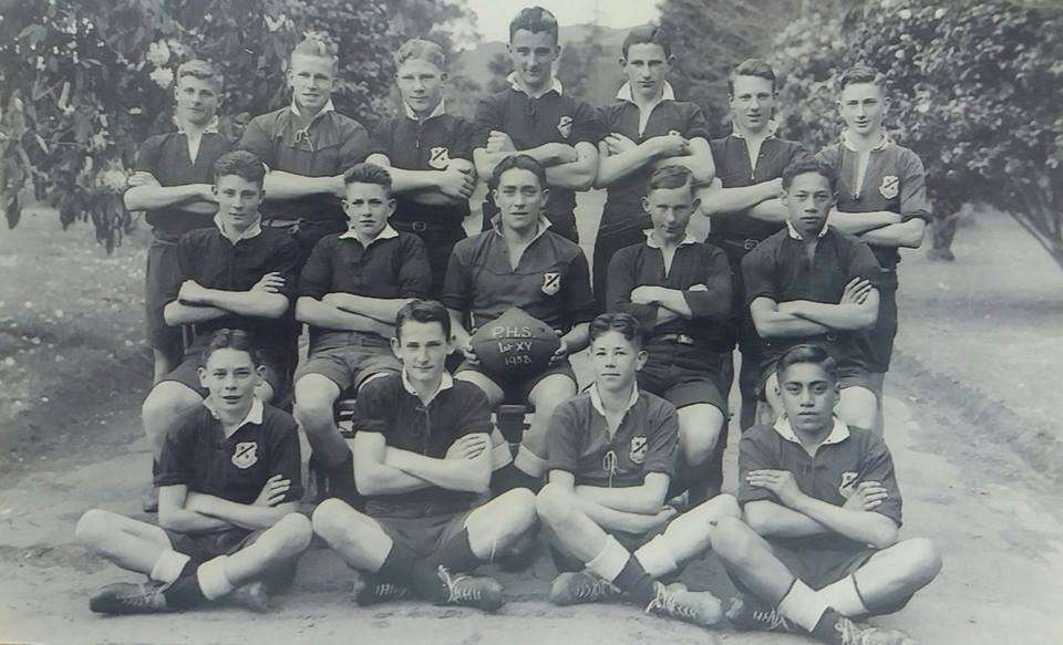 1938 1st Xv Rugby