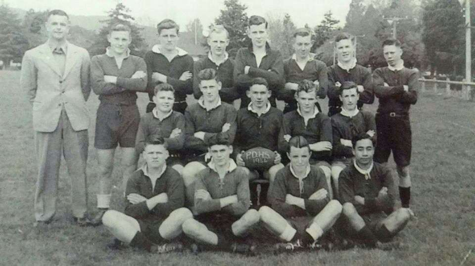 1944 1st Xv Rugby