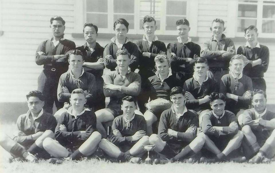 1945 1st Xv Rugby