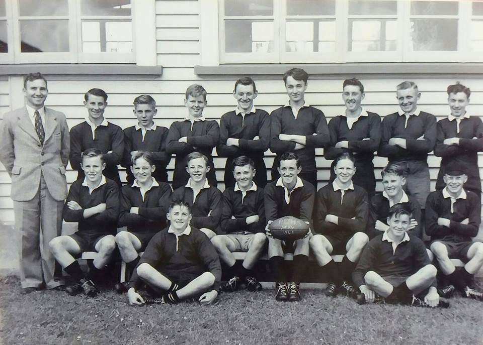 1948 1st Xv Rugby