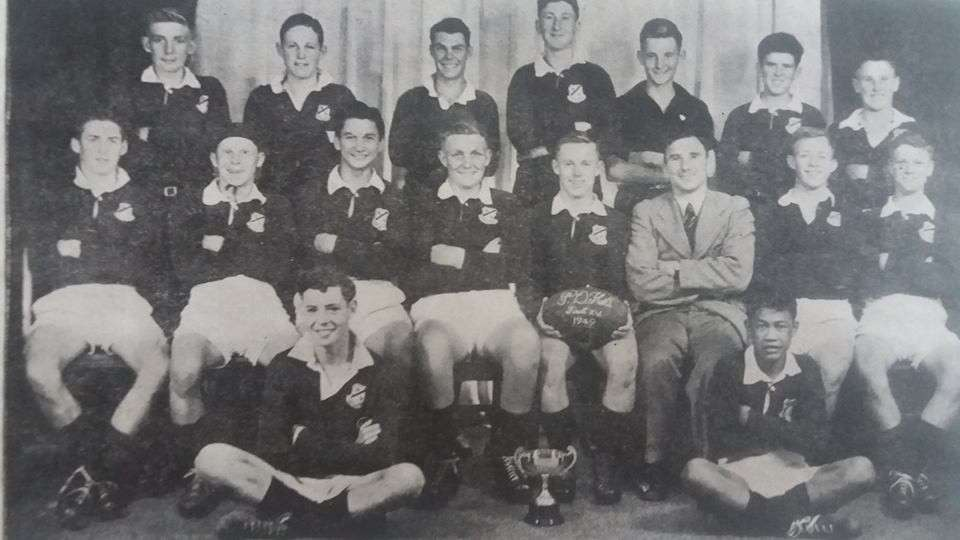 1949 1st Xv Rugby