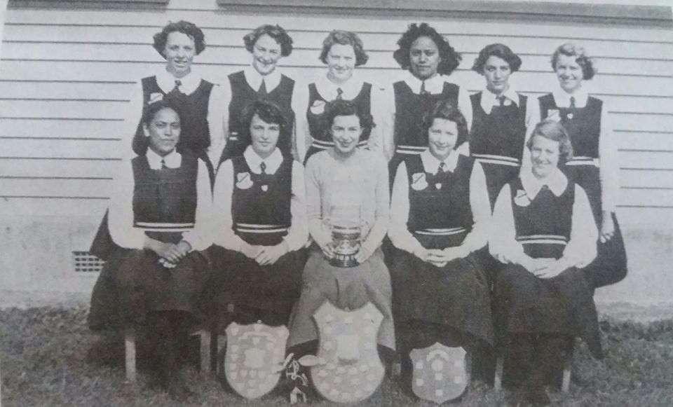 1950 Basketball ' A '