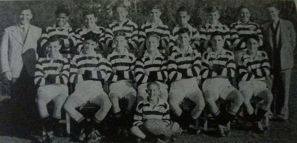 1955 1st Xv