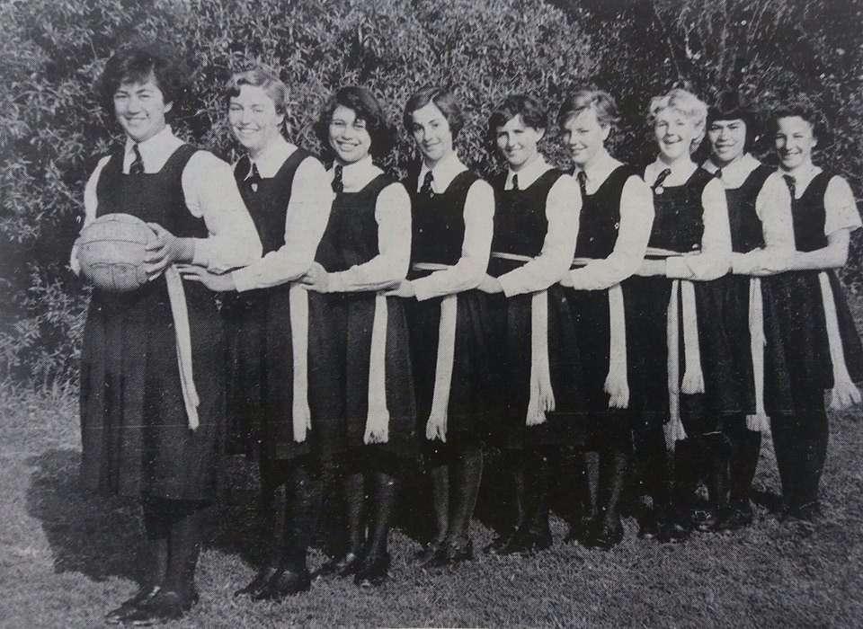 1955 Basketball 'a'