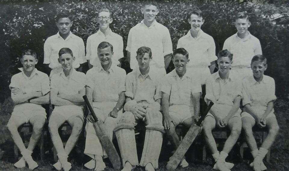 1956 1st Xi Cricket