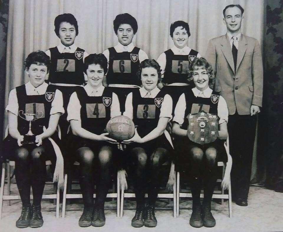 1959 Basketball 'a'