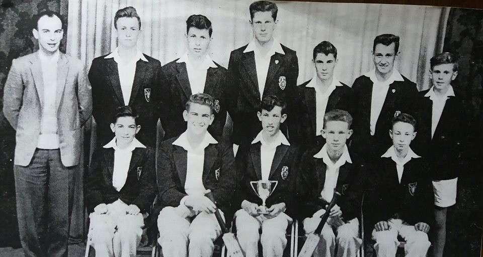1960 1st Xi Cricket
