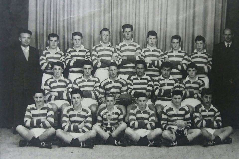 1960 1st Xv Rugby