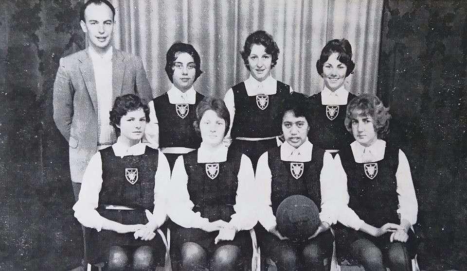 1960 Basketball 'a'