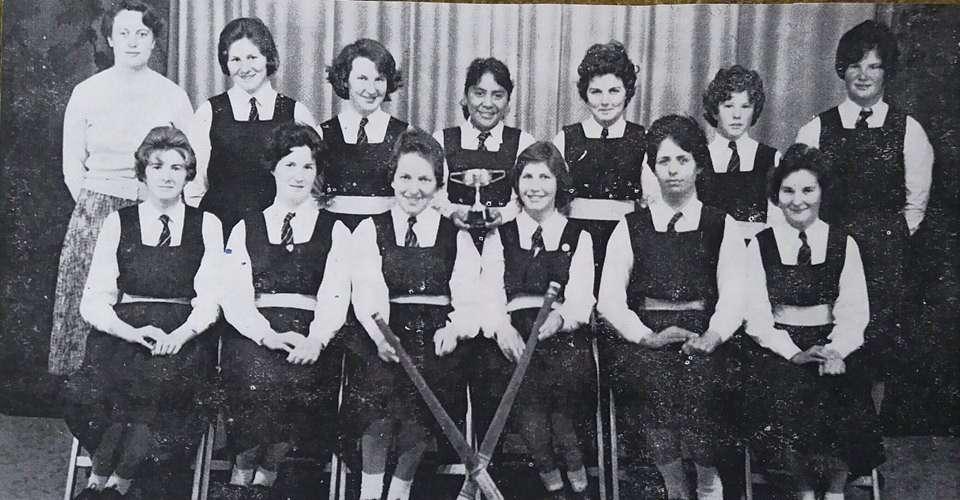 1960 Hockey 'a'