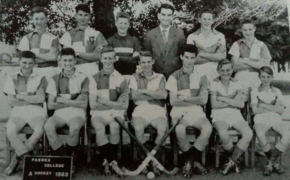 1963 Boys' Hockey 'a'