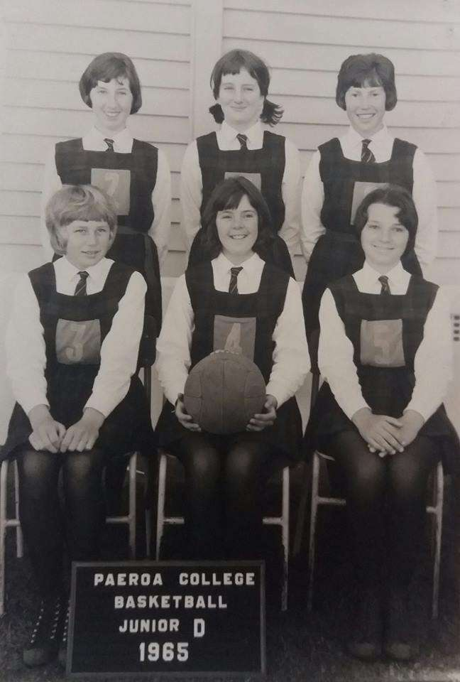 1965 Basketball Junior 'd'