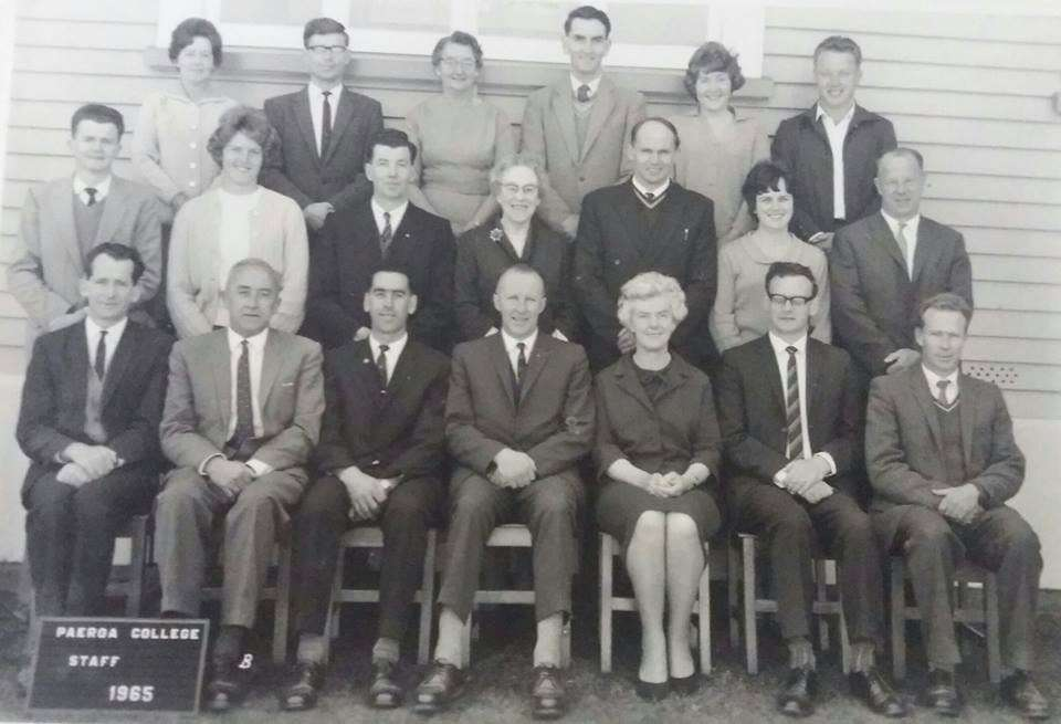 1965 Staff