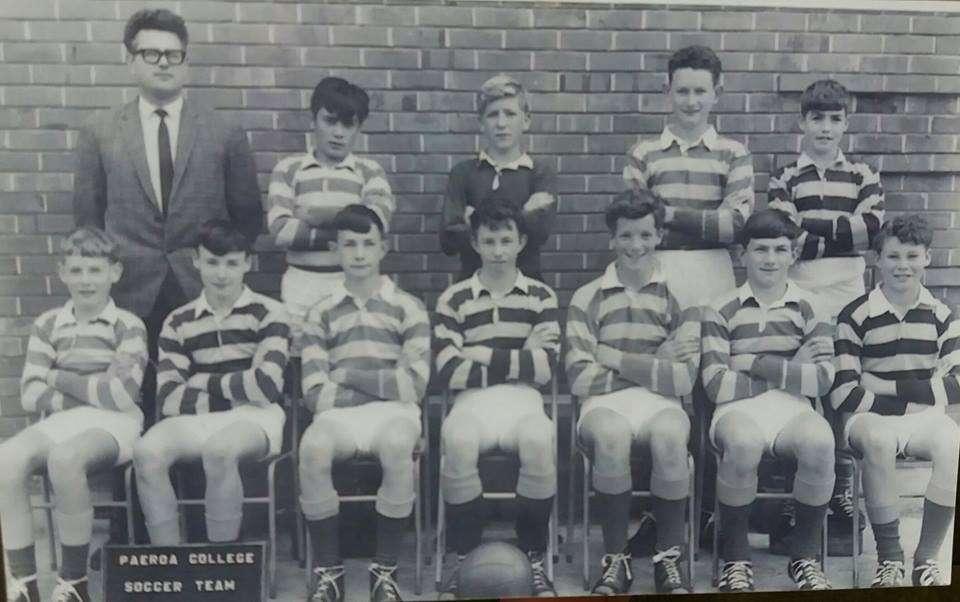 1967 1st Xi Soccer