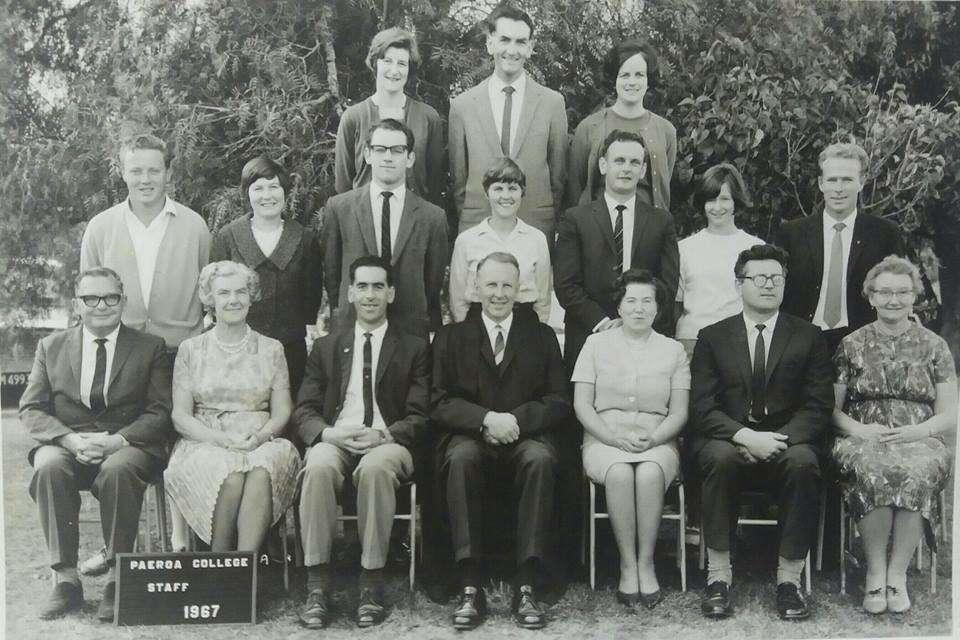 1967 Staff