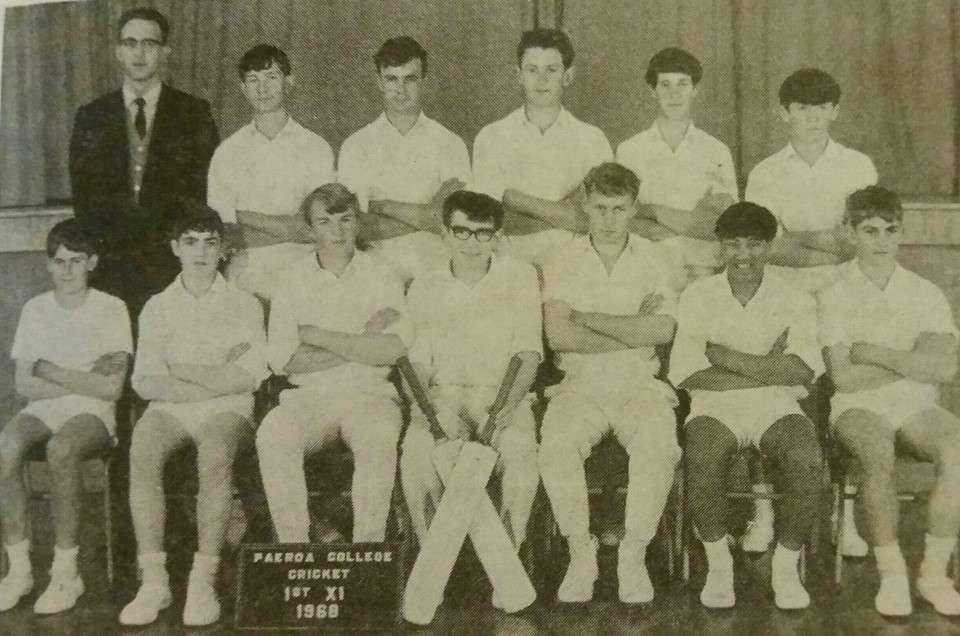 1968 1st Xi Cricket