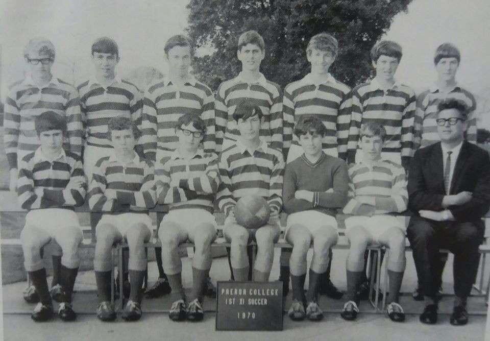 1970 1st Xi Soccer