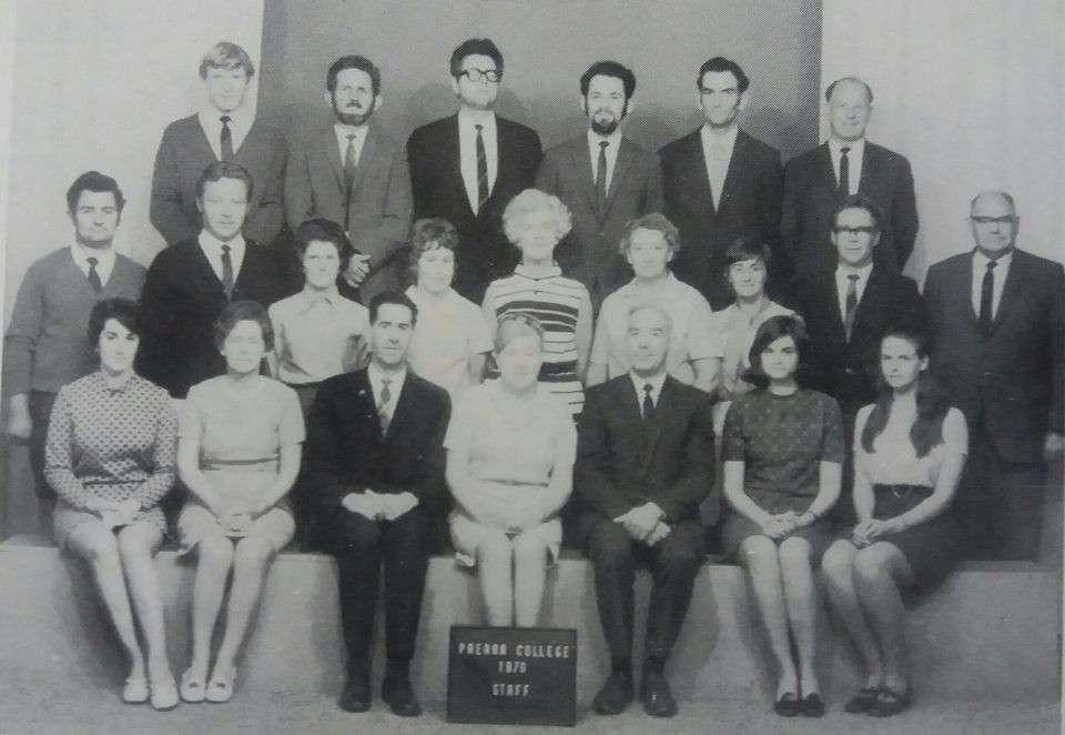 1970 Staff