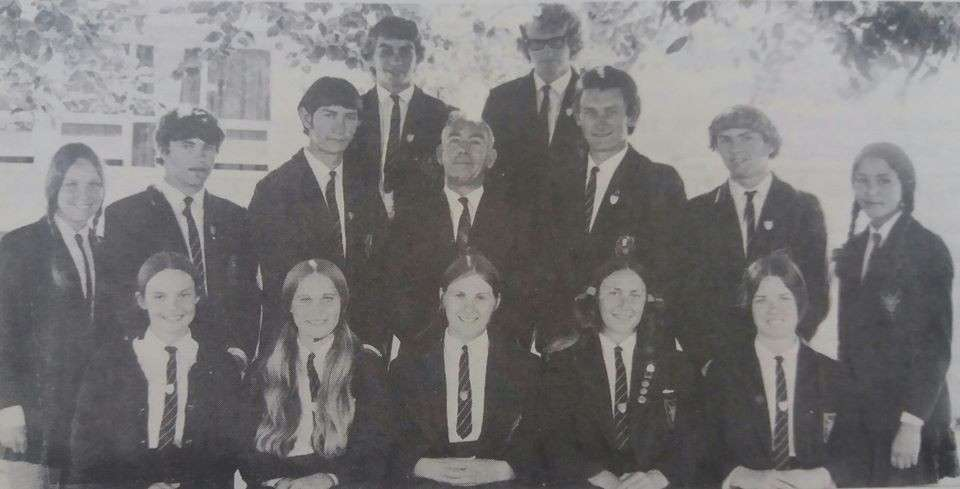 1971 Prefects