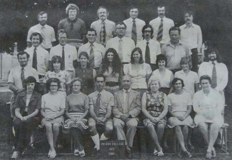 1975 Staff