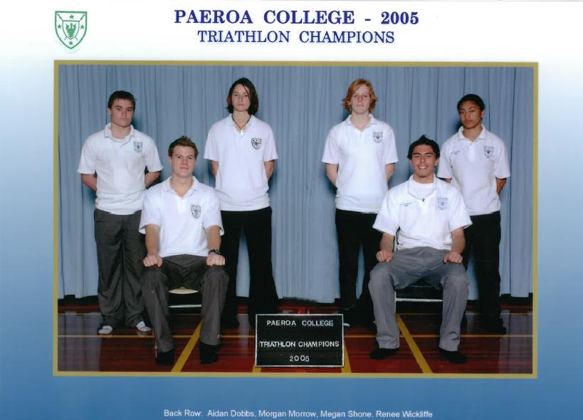 2005 Triathlon Champions