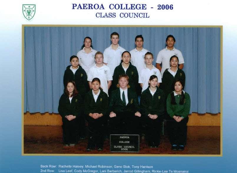 2006 Class Council