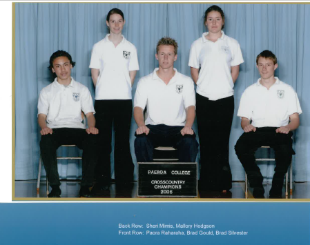 2006 Cross Country Champions