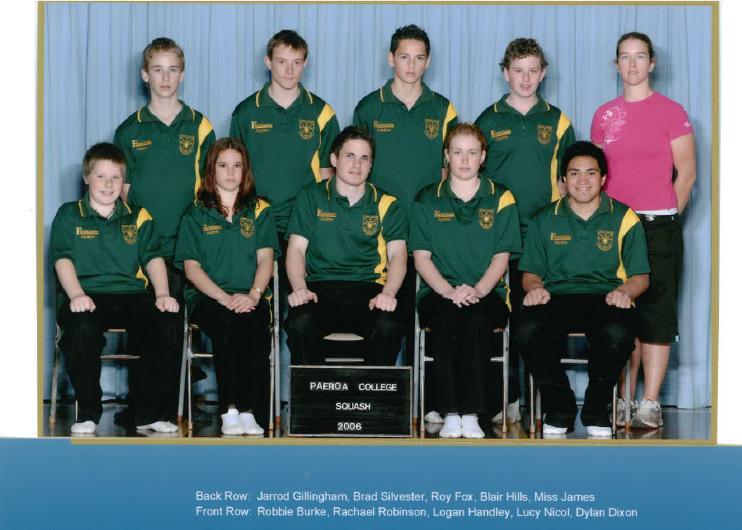 2006 Squash