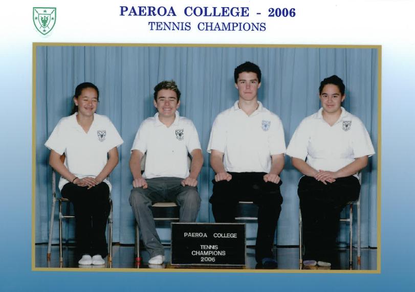 2006 Tennis Champions