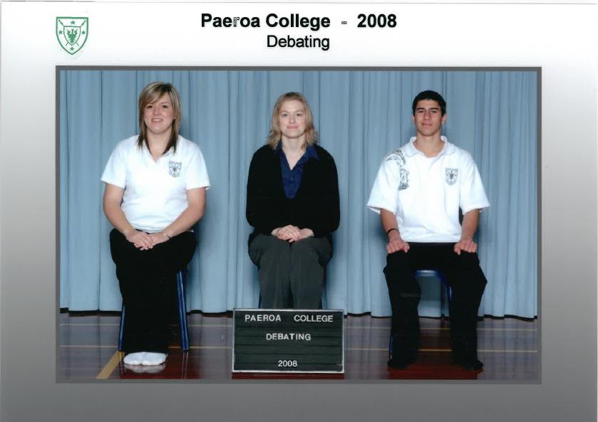 2008 Debating