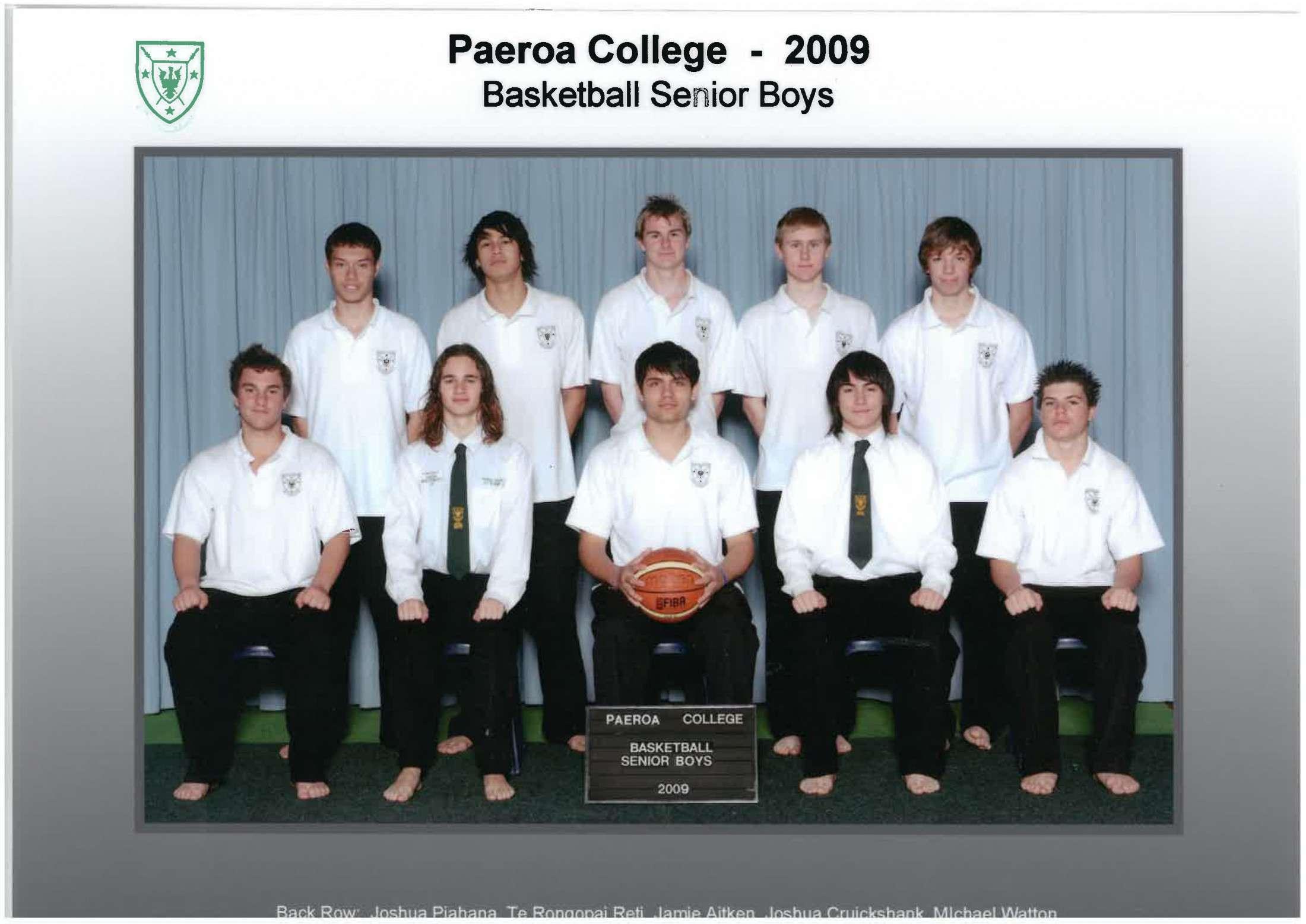 2009 Sb Basketball