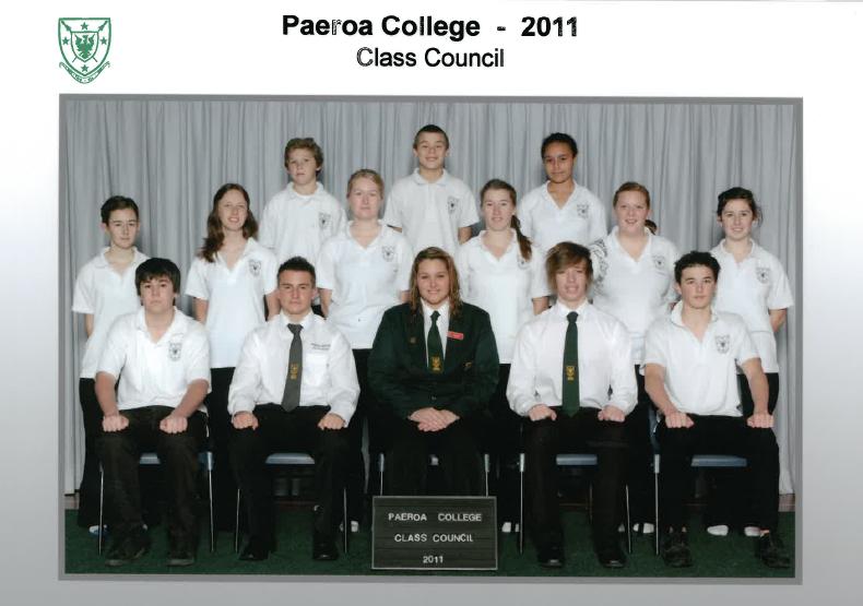 2011 Class Council