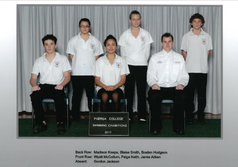 2011 Swim Champions