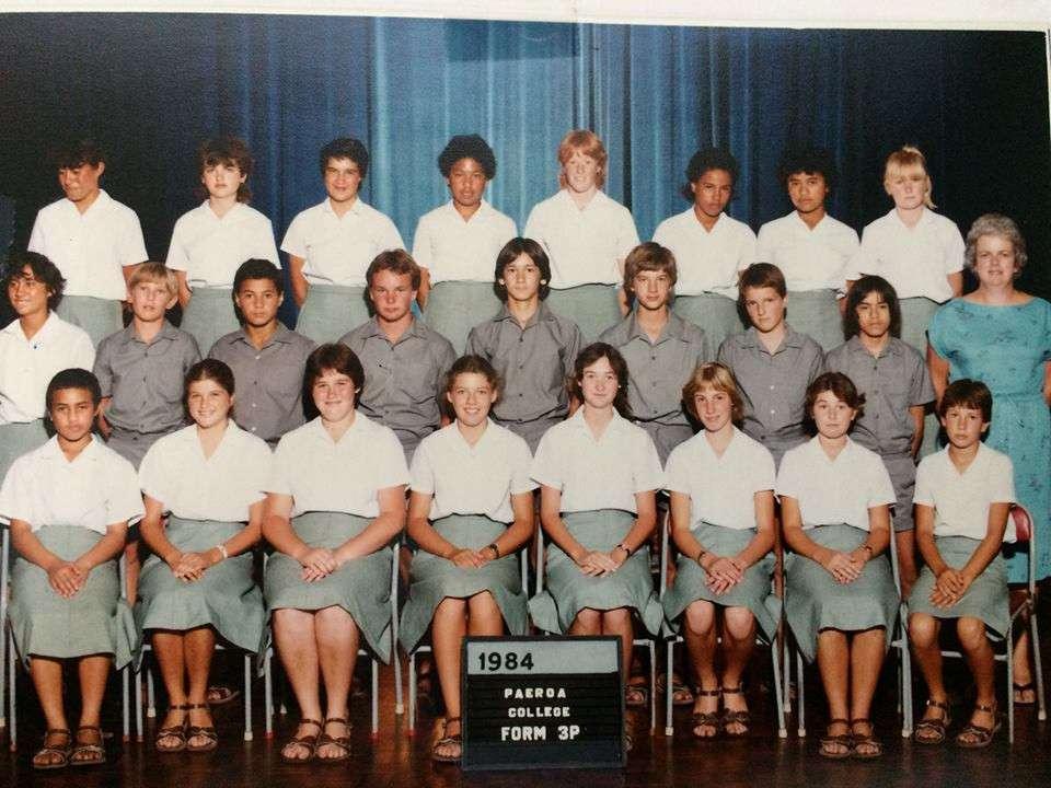 1984 Form 3p