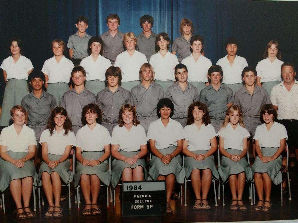 1984 Form 5p
