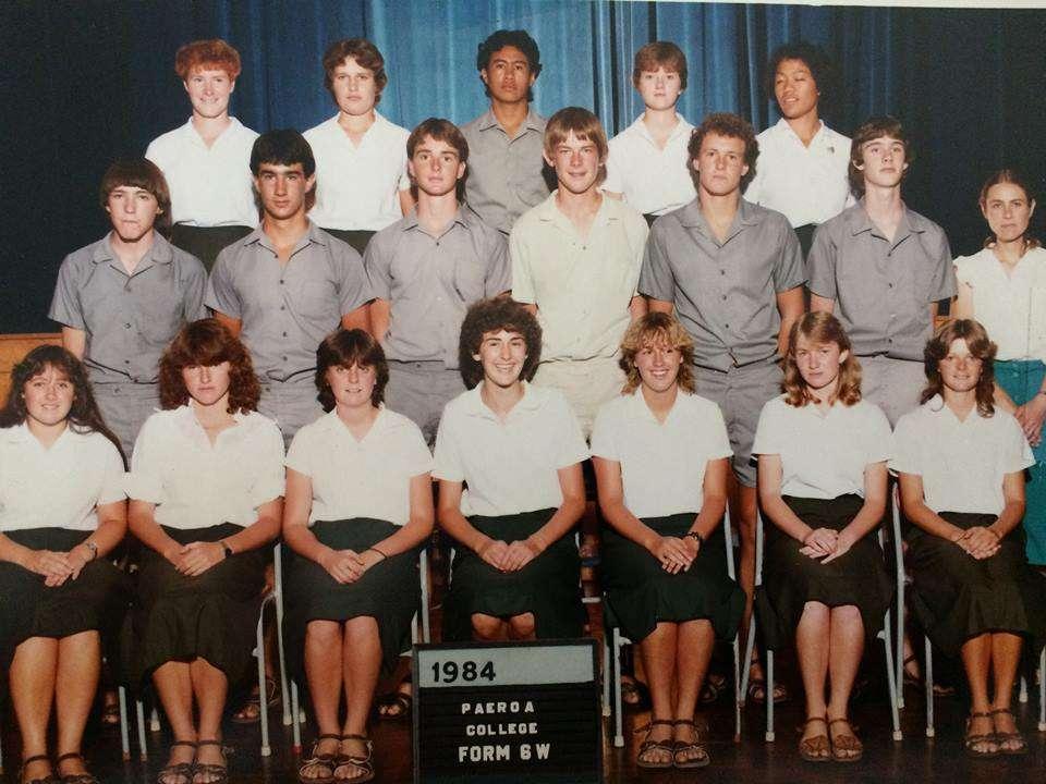 1984 Form 6w