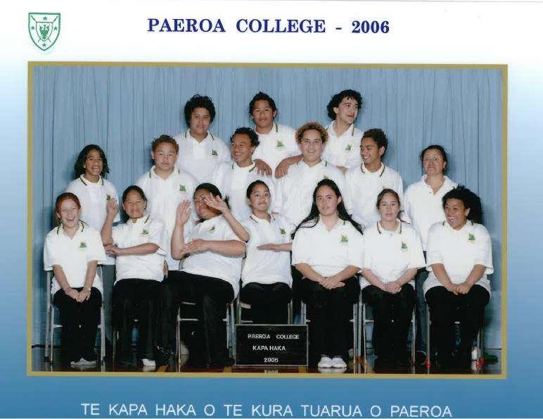 2006 Kapa Haka