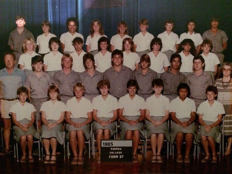 1985 Form 5f