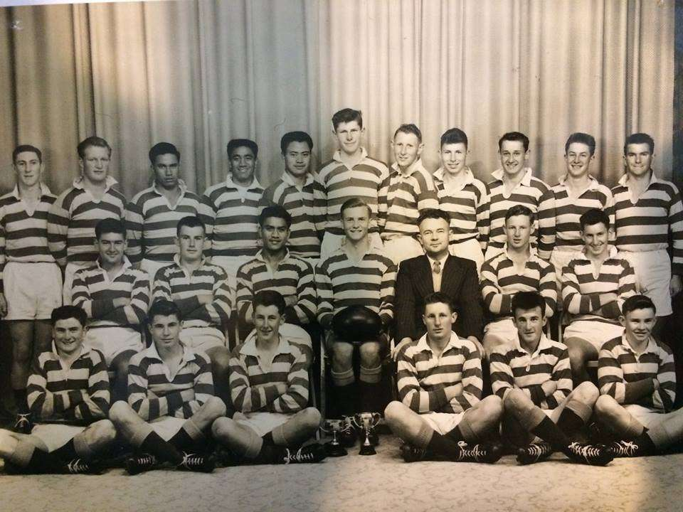 1959 First Xv Rugby