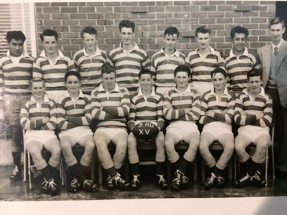 1959 Rugby 3rd Xv