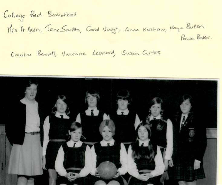 1969 Basketball