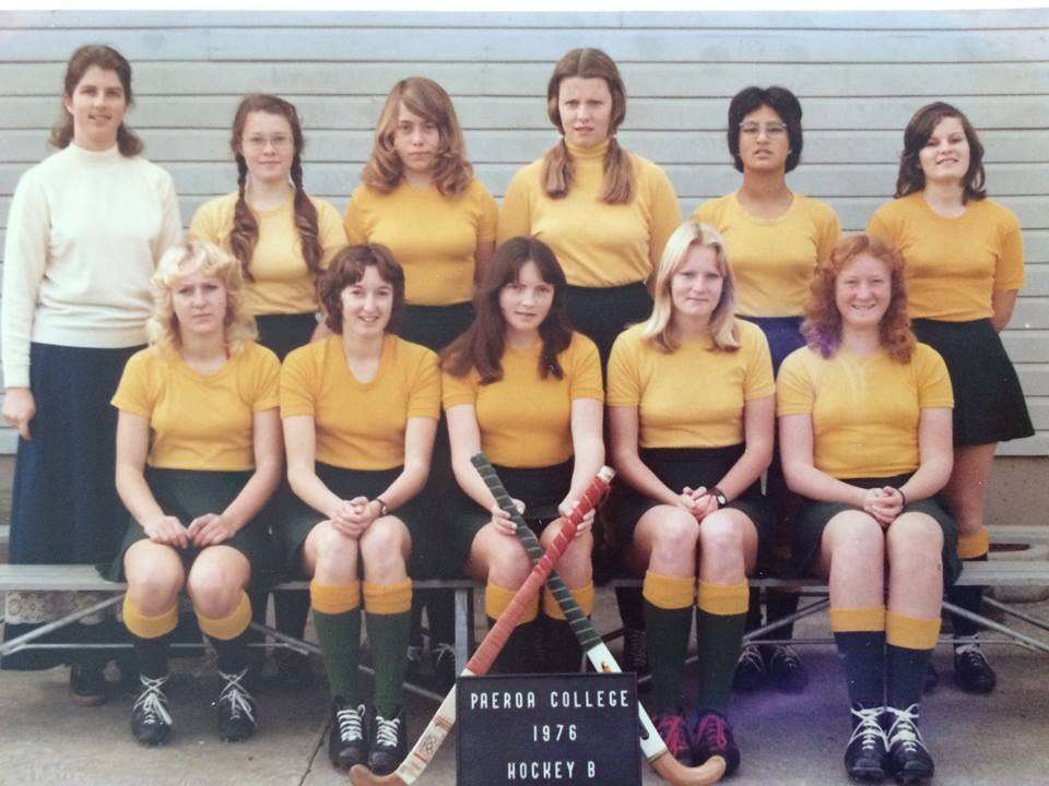 1976 Hockey College B