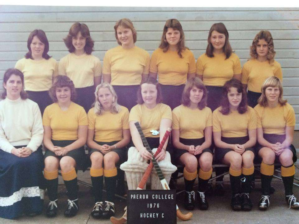 1976 Hockey College C