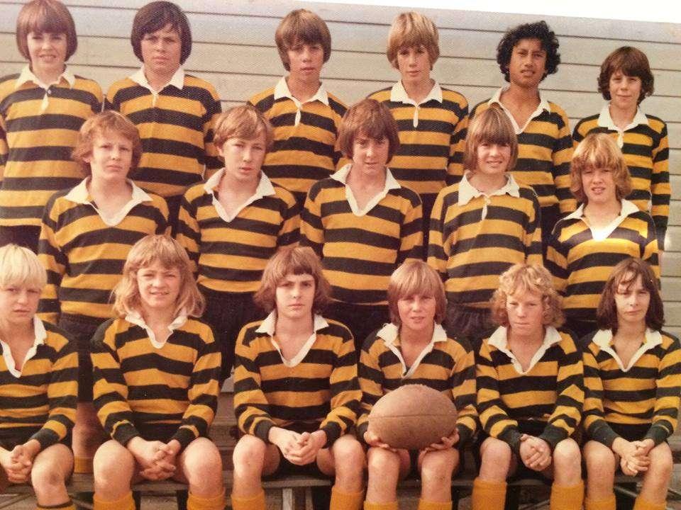 1976 Rugby Under 45kg