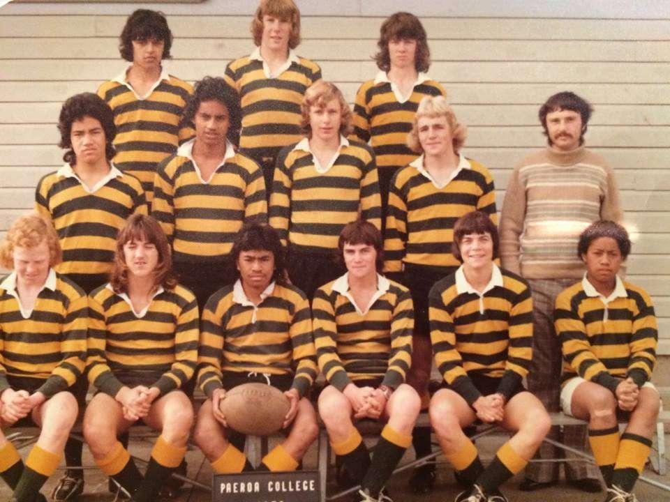 1976 Rugby Under 63kg