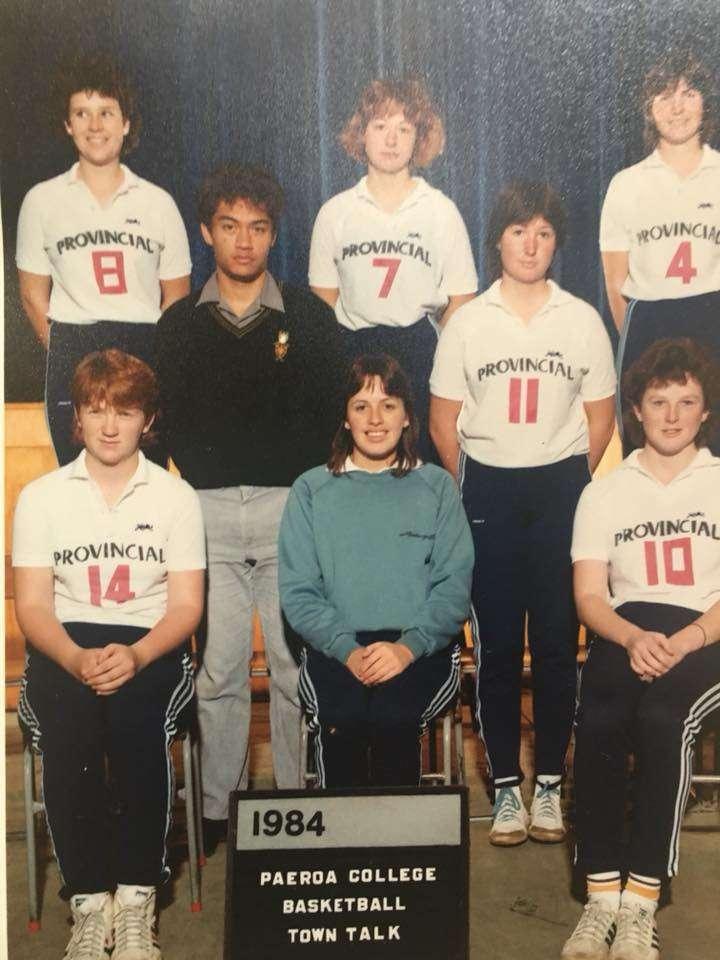 1984 Basetball