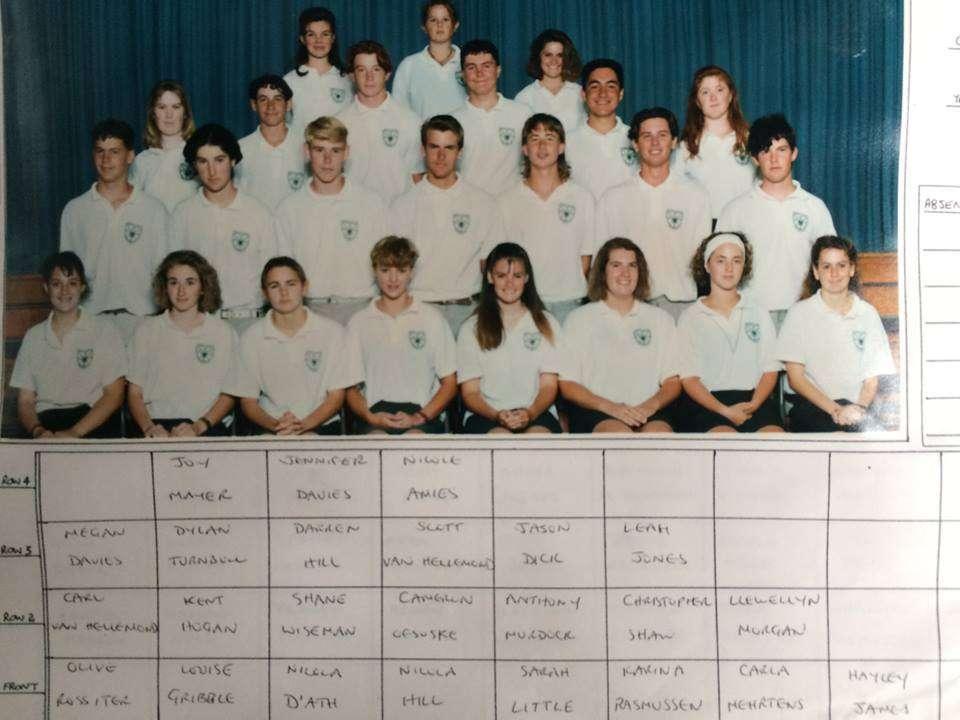 1993 6th Form Tara